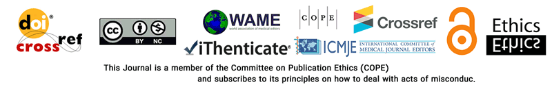 This Journal is a member of the Committee on Publication Ethics (COPE)